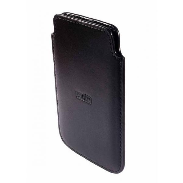 Husa Ipod nano piele 2gen black Artwiz