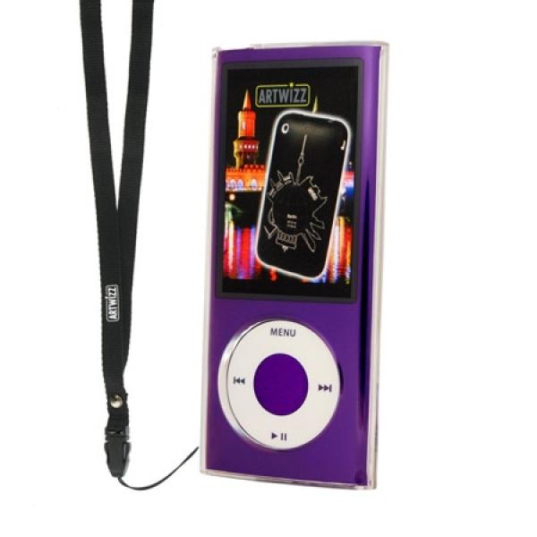 Husa iPod Nano Plastis gen 5