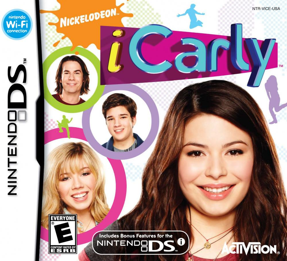 ICARLY IJOIN THE CLICK DS