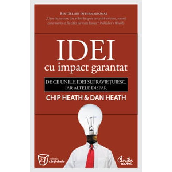 IDEI CU IMPACT GARANTAT .
