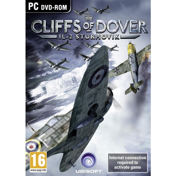 IL2 CLIFF OF DOVER PC