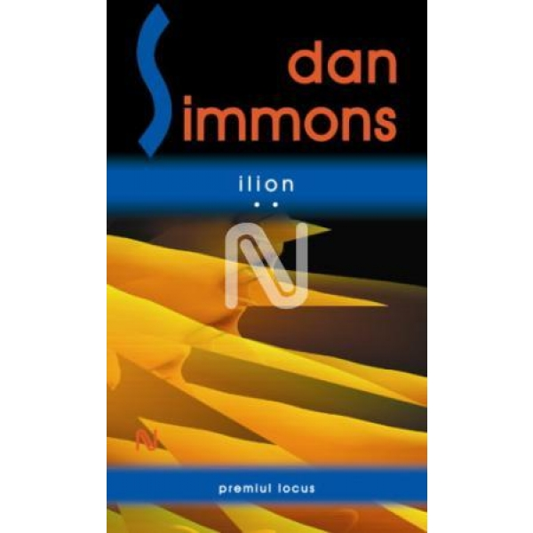 Ilion, Vol I+Vol II, Dan Simmons