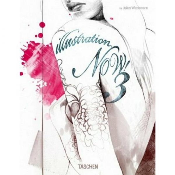 ILLUSTRATION NOW! 3, Julius Wiedemann