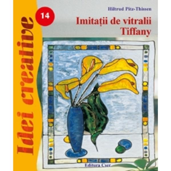 Imitatii de vitralii Tiffany, Hiltrud Pitz Thissen
