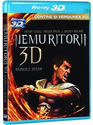 NEMURITORII 3D/2D (BD)-IMMORTALS