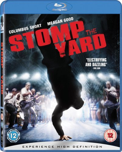 IN RITM DE STEP (BR)- STOMP THE YARD