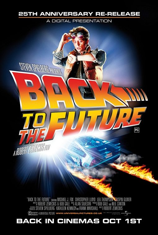 INAPOI IN VIITOR BACK TO THE FUTURE