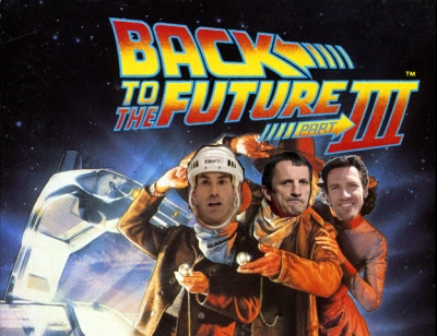INAPOI IN VIITOR III BACK TO THE FUTURE 3