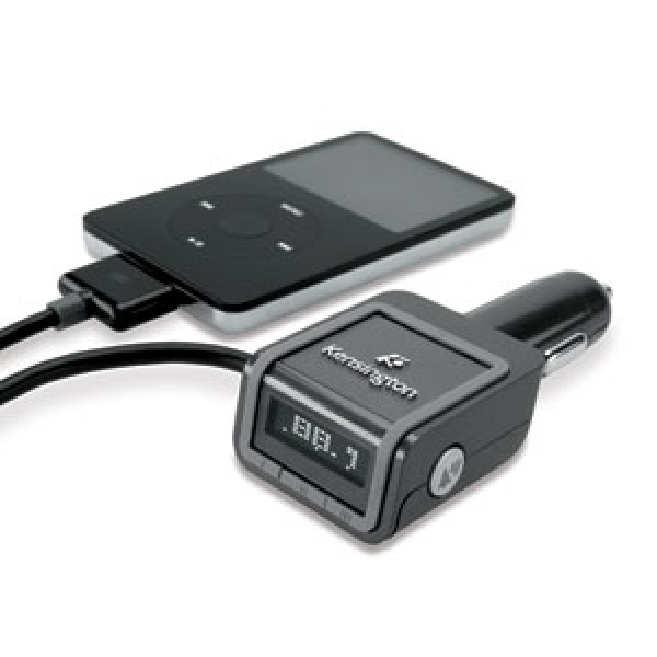 Incarcator si FM Transm . Ipod/iPhone
