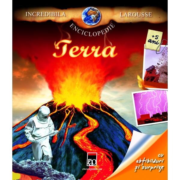 INCREDIBILA ENCICLOPEDIE - TERRA