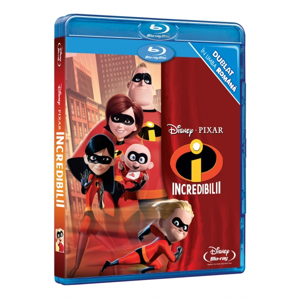 INCREDIBILII (BR) THE INCREDIBLES (BR)