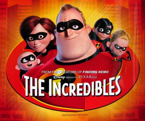 INCREDIBILII INCREDIBLES, THE