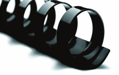 csInele negre,19mm,100 buc/cutie