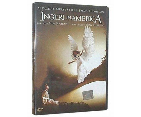 INGERI IN AMERICA ANGELS IN AMERICA