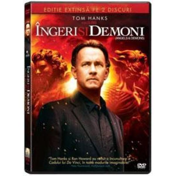 INGERI SI DEMONI ANGELS AND DEMONS