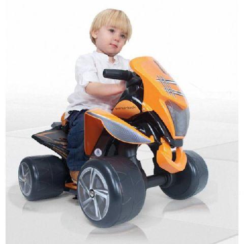 Injusa-ATV electric,Quaterback