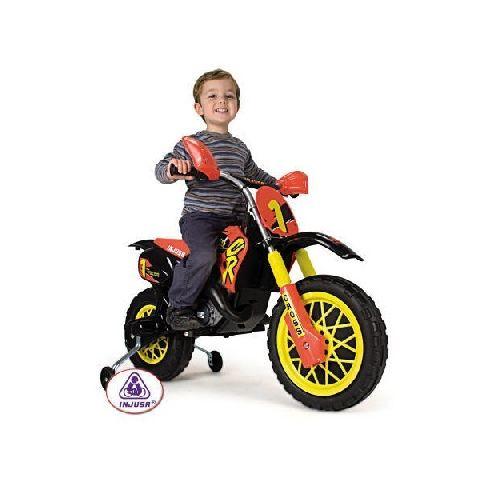 Injusa-Motocicleta electrica,Enduro