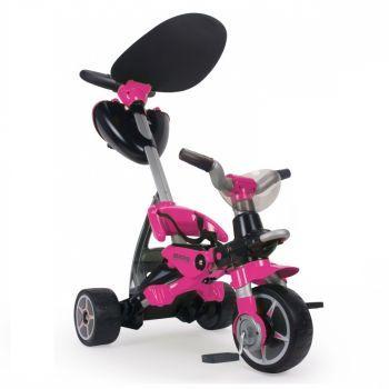 Injusa-Tricicleta Bios,2 in 1,roz