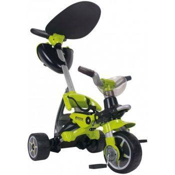 Injusa-Tricicleta Bios,2 in 1,verde