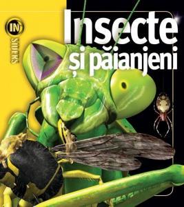 INSIDERS - INSECTE SI PAIANJENI