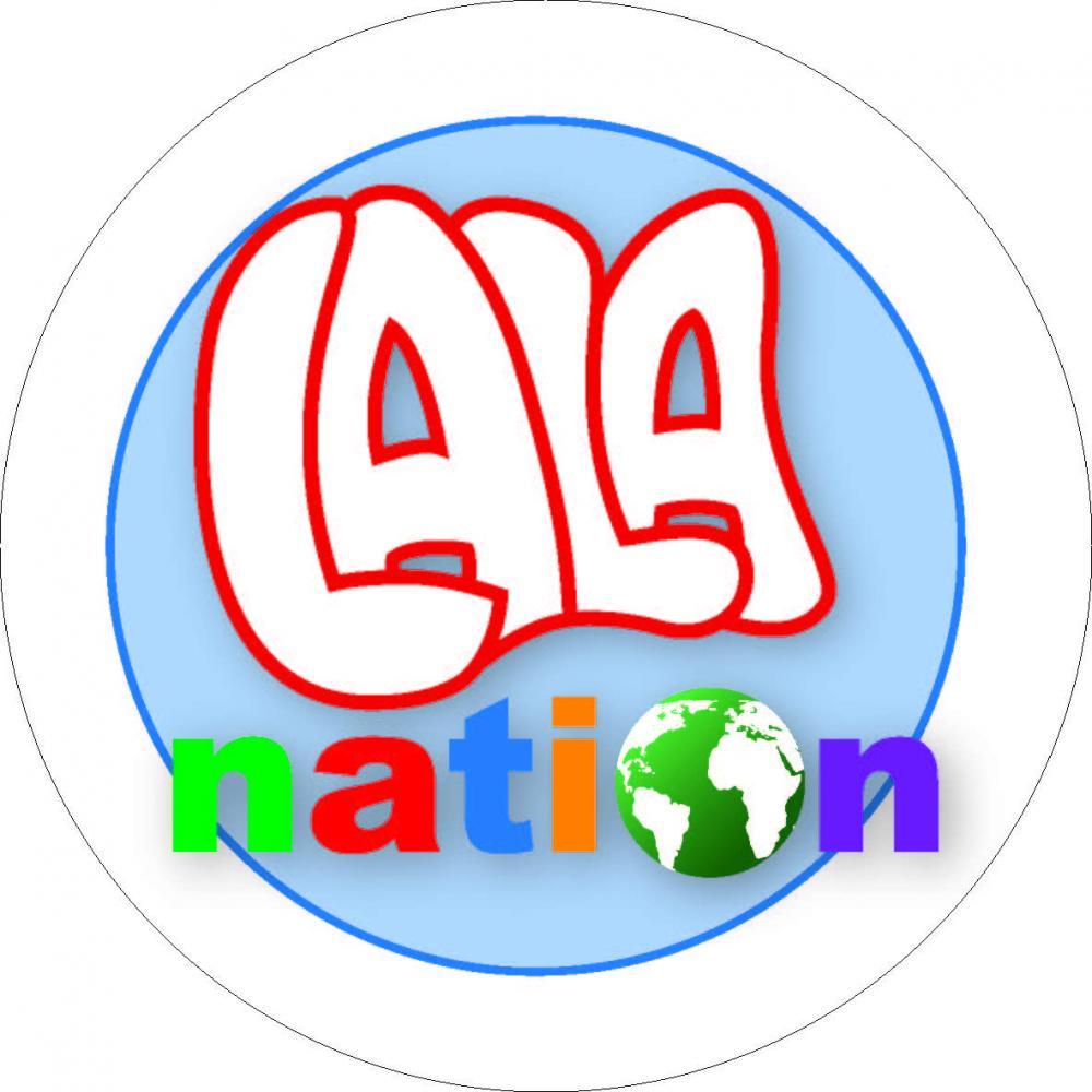 INSIGNA LALA NATION - MARE