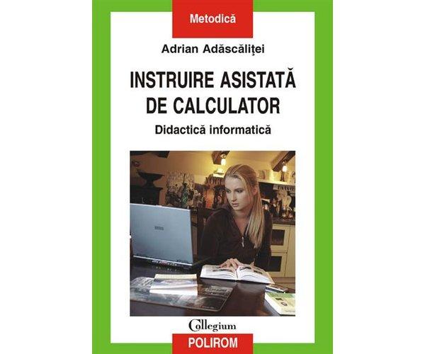 Instruire asistata pe calculator, Adrian Adascalitei