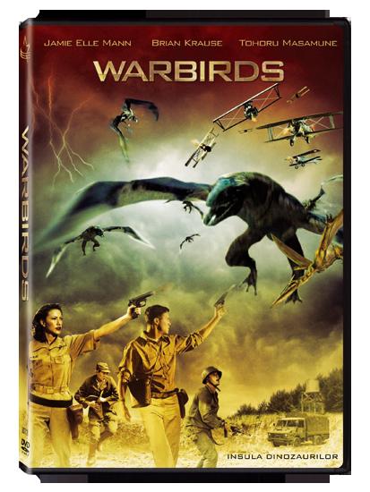 INSULA DINOZAURILOR WARBIRDS