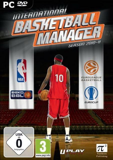 INTERNATIONAL BASKETBAL MANAGER - PC