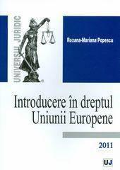 INTRODUCERE IN DREPTUL UNIUNII EUROPENE