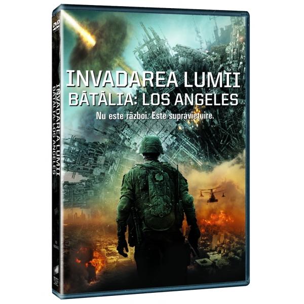 INVADAREA LUMII: BATALIA LOS ANGELES - BATTLE: LOS ANGELES