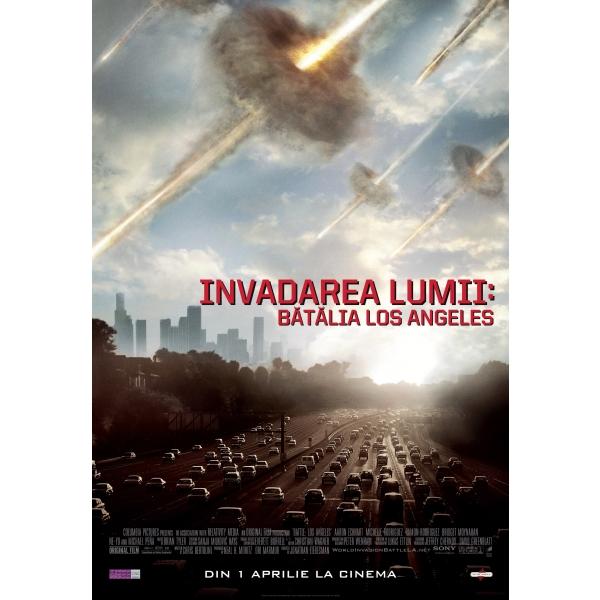 INVADAREA LUMII: BATALIA LOS ANGELES (BR) - BATTLE: LOS ANGELES (BR)