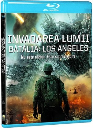 INVADAREA LUMII: BATALIA LOS ANGELES STEELBOOK (BR) - BATTLE: LOS ANGELES STEELBOOK (BR)