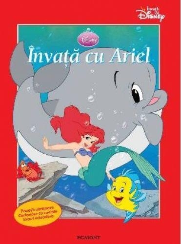 Invata cu Ariel