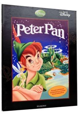 Invata Cu, Peter Pan, Disney