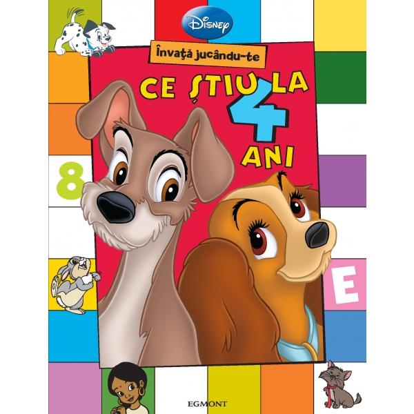 INVATA JUCANDU-TE - CE STIU LA 4 ANI RETIP 3#2011