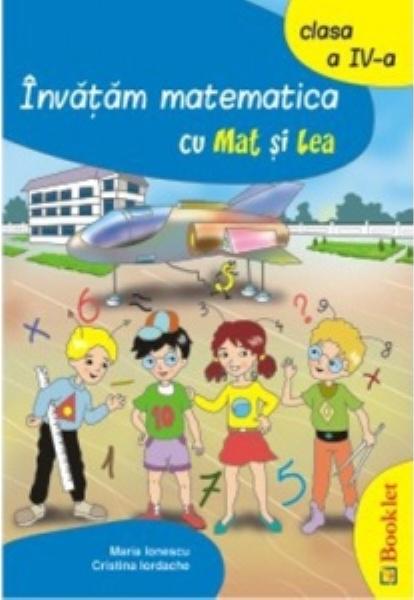 INVATAM MATEMATICA CLS 4