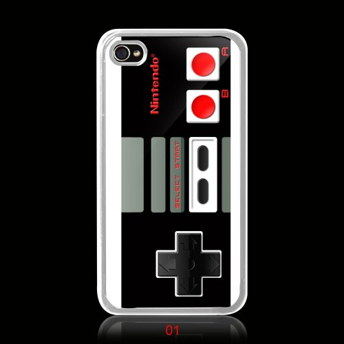iPhone 4 - Retro Game Cover