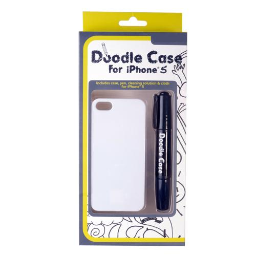 iPhone 4 and 5 - Doodle Case