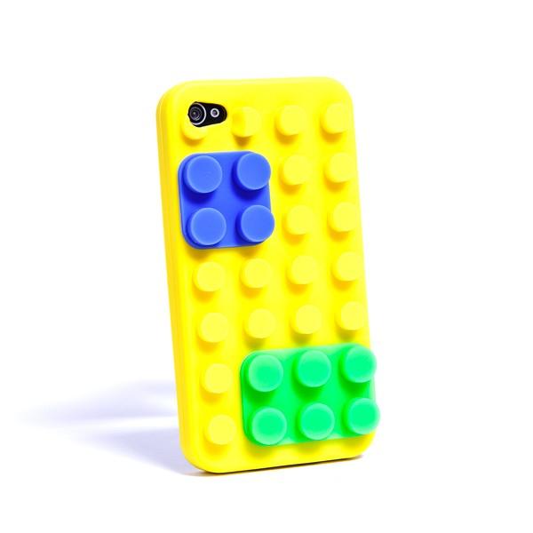 iPhone 4-Colour Block Case - Y