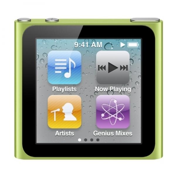 Ipod Nano 16GB Green
