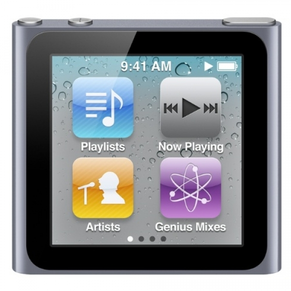 Ipod Nano 8GB Graphite