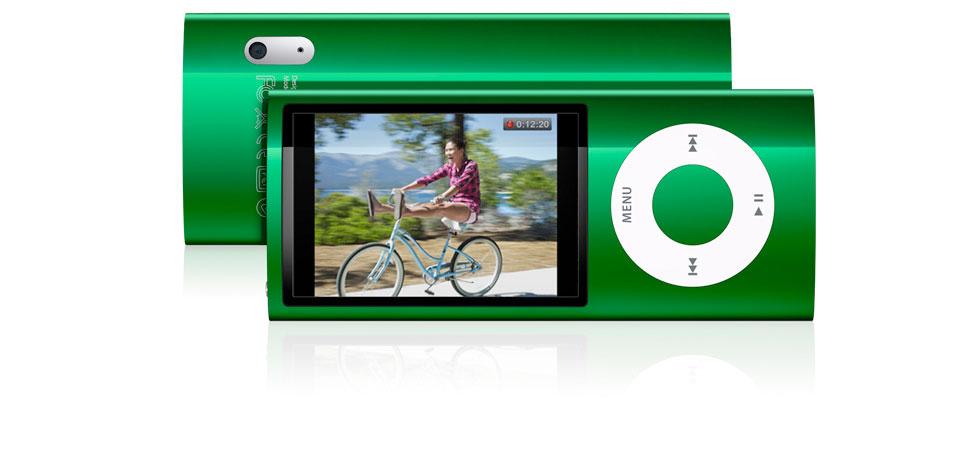 Ipod Nano 8GB Green