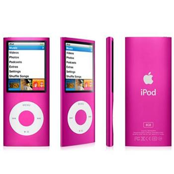 Ipod Nano 8GB Pink