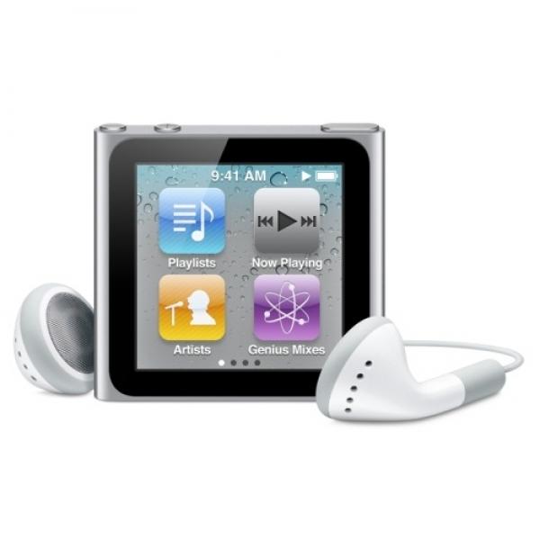 Ipod Nano 8GB Silver