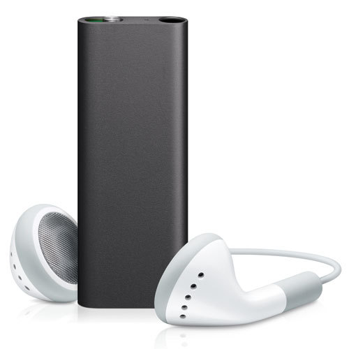 Ipod Shuffle 2GB Black