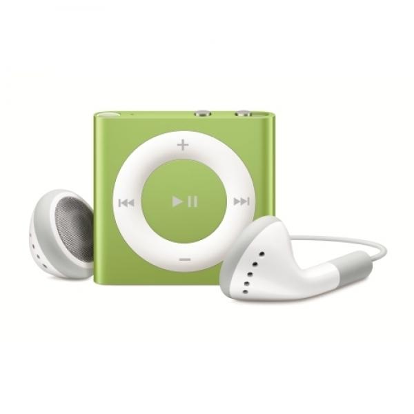 Ipod Shuffle 2GB Green
