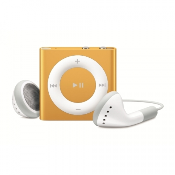 Ipod Shuffle 2GB Orange
