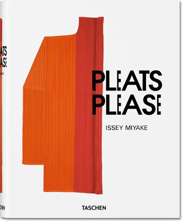 Issey Miyake, pleats please - Midori Kitamura