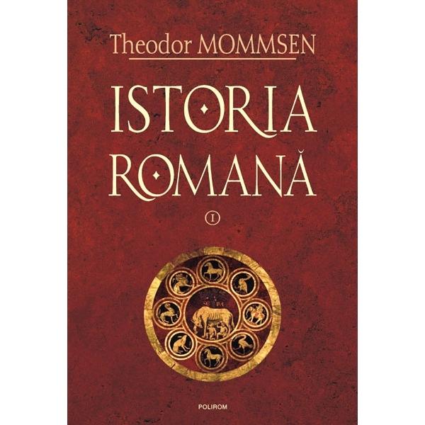 Istoria romana, Vol I, Cartonata, Theodor Mommsen