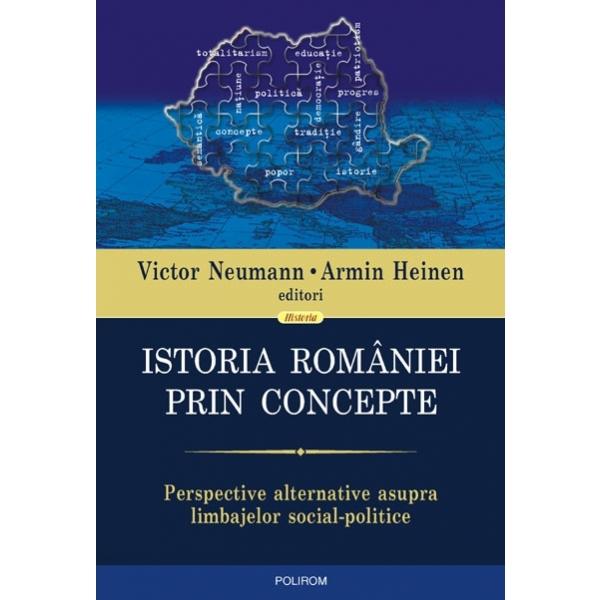 ISTORIA ROMANIEI PRIN C ONCEPTE